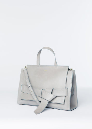 ISHTAR LADY BAG | WHITE bags from nadītum curated by pu·rist