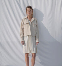 Load image into Gallery viewer, Solenne | Linen Jacket-JACKETS-charlotte pringels-pu·rist