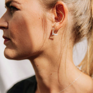 angle earrings from J.anne curated by pu·rist