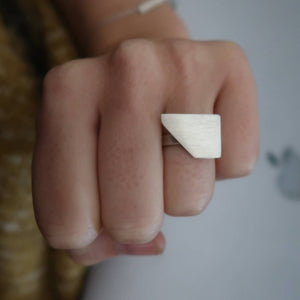 Ringout ring from J.anne curated by pu·rist
