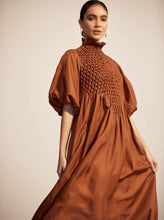 Load image into Gallery viewer, The Coda Maxi Dress - Rust-Dress-L'ETE FEMME-pu·rist