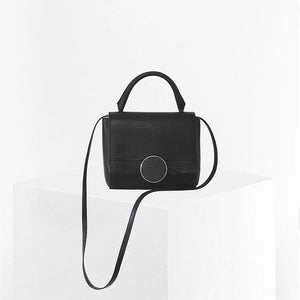 shoulder bag mini 'Twist' #ID3_19-bags-Imke Disselhoff-pu·rist