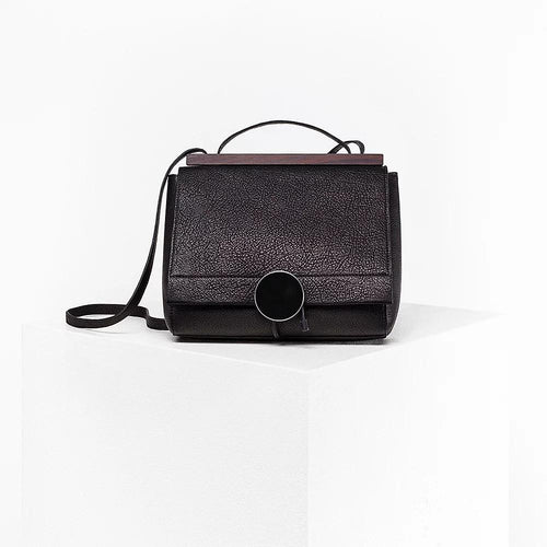 shoulder bag 'Twist' #ID2_17-bags-Imke Disselhoff-pu·rist