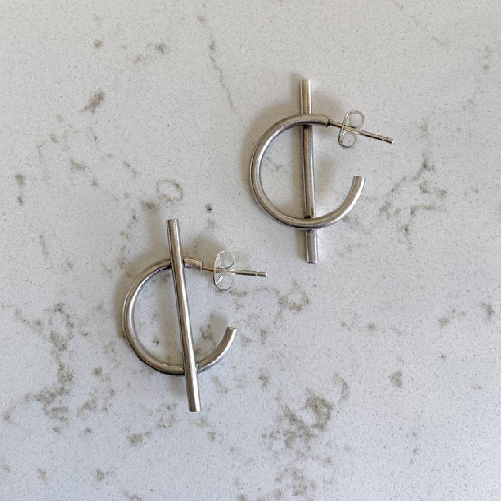 Lici earrings from J.anne curated by pu·rist