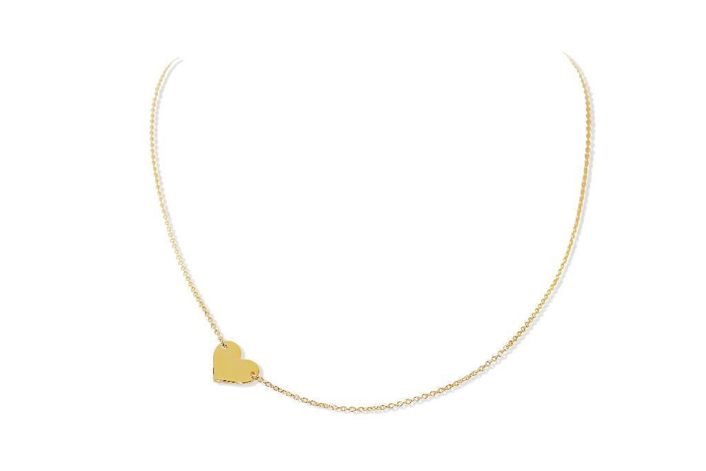 Rani (Gold)-Necklace-Sia Shafer-Gold-pu·rist