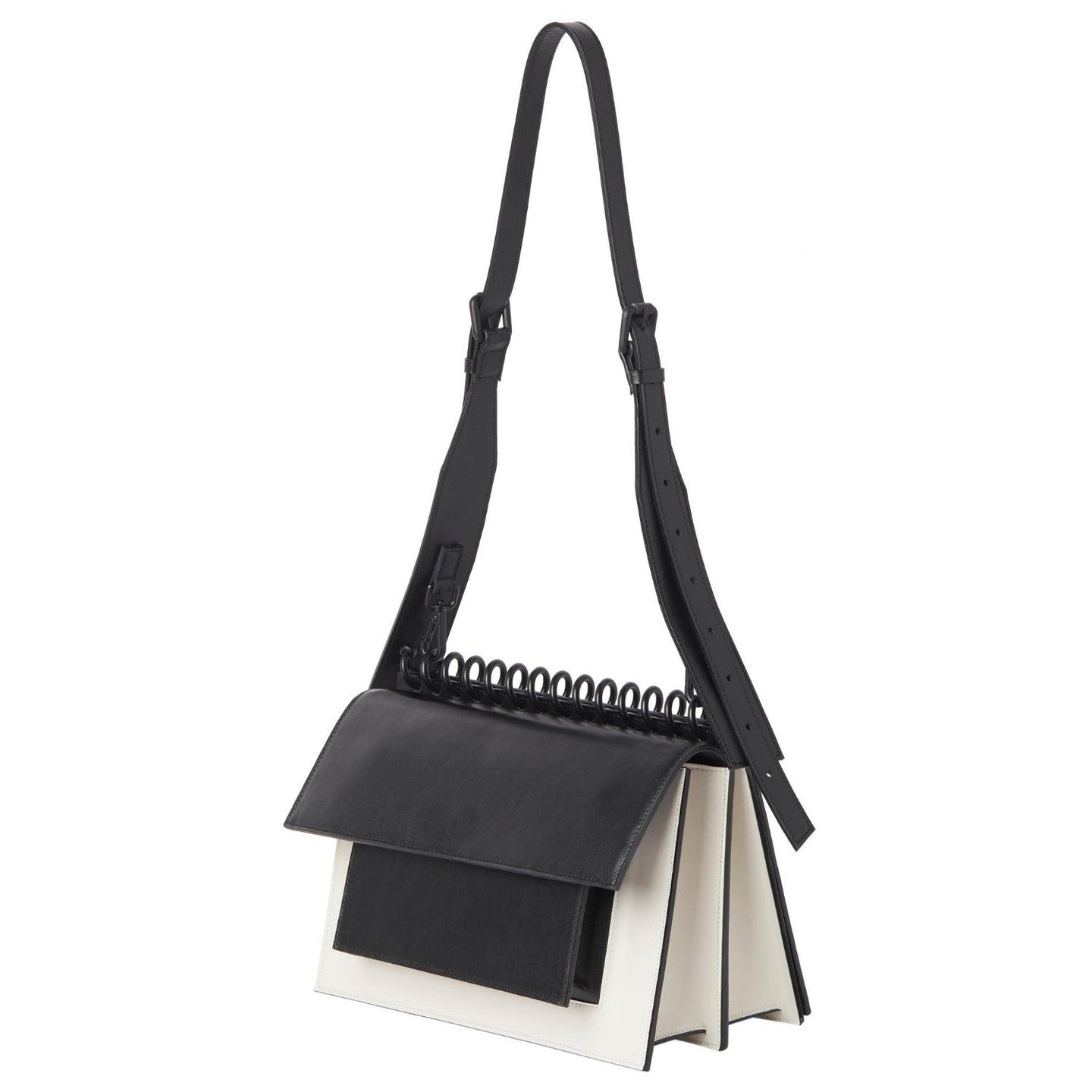 ANIMA | OFFWHITE & BLACK bags from atribut curated by pu·rist