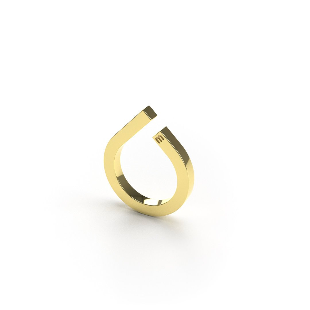 Aurum-jewellery, rings-monoi-pu·rist