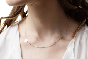 Rani (Gold)-Necklace-Sia Shafer-pu·rist