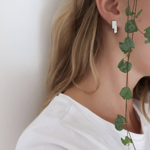 stroks earrings from J.anne curated by pu·rist