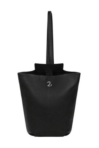 Icon Backpack-handbags-DONNA ZHONG-Black-One Size-pu·rist