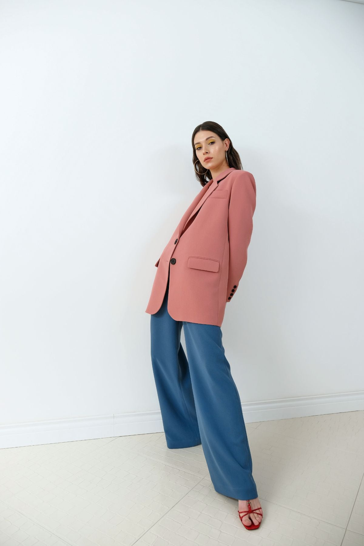 Coral Jacket blazers from IRÁRO curated by pu·rist