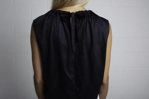BAMBOO BLOUSE Tops from STASA curated by pu·rist