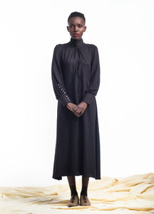 FILIPA VISCOSE DRESS Dresses from SHASH curated by pu·rist