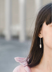For the see lovers-Earrings-IIOO-pu·rist