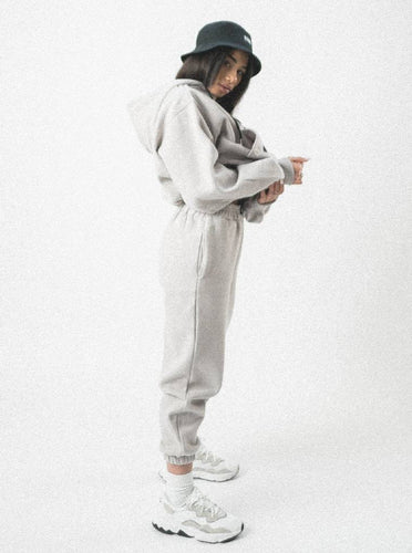 BOX LOGO TRACKIES - STONE TOP from EXIE curated by pu·rist