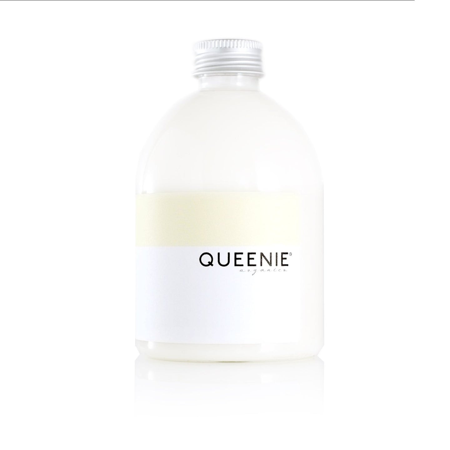 LEMON AND BERGAMOT HAND & BODY CREAM REFILL beauty from Queenie Organics curated by pu·rist