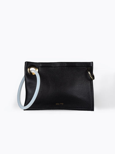 LINK BLACK WHITE bags from KIKIITO curated by pu·rist