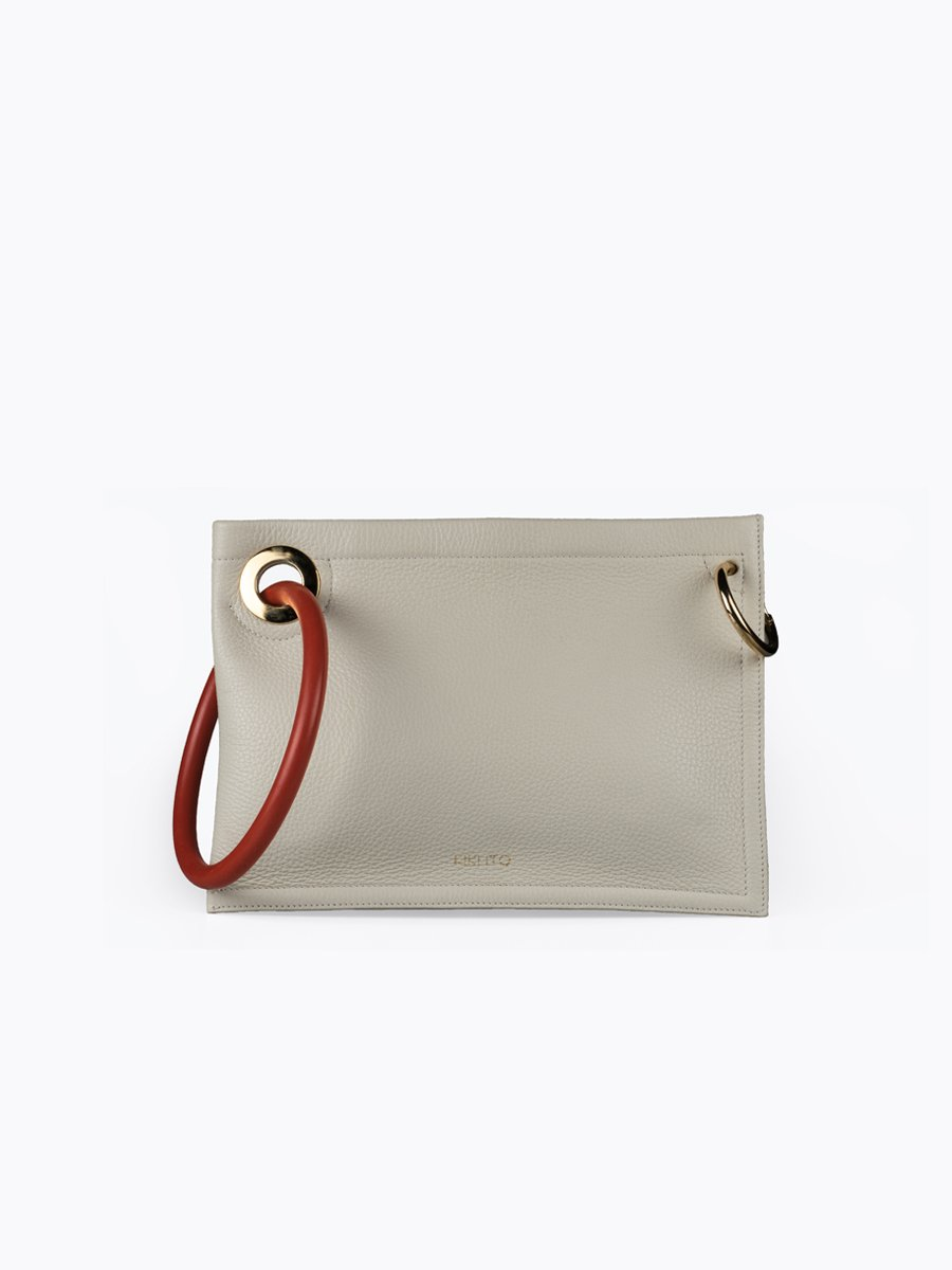 LINK IVORY bags from KIKIITO curated by pu·rist
