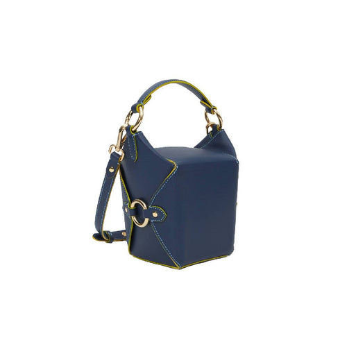 Lunch Box 11 Navy-bags-Jeff Wan-Navy-pu·rist