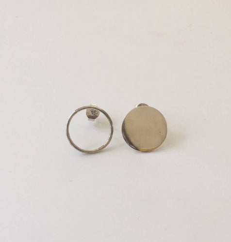 emptyfull earrings from J.anne curated by pu·rist