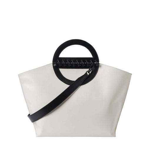 NOBLE | OFFWHITE & BLACK bags from atribut curated by pu·rist