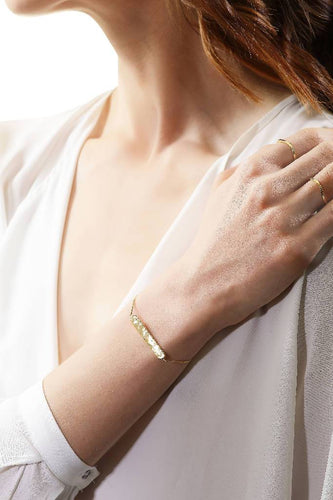 Untiltled (Gold)-Bracelet-Sia Shafer-pu·rist