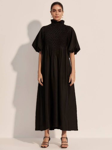 The Coda Maxi Dress - Moonless-Dress-L'ETE FEMME-pu·rist