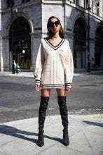 Load image into Gallery viewer, The Classic Knit Jumper Dress-Dresses-Blackburd-pu·rist