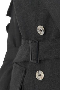 Structured Grey Coat-Coats-Daniela Barros-pu·rist