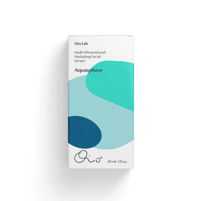 Aquasphere. Multi-Dimensional Hydrating Facial Serum beauty from Oio Lab curated by pu·rist