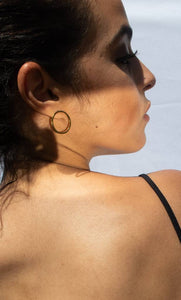 mismatched around earrings from J.anne curated by pu·rist