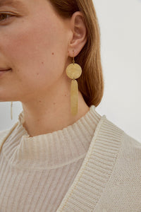 Sara earring-Earrings-MOLD ATELIER-pu·rist
