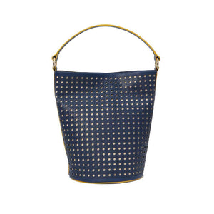 Hillside Shoulder Bag Navy-bags-Jeff Wan-Navy-pu·rist