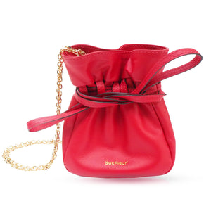 Mini Sacfleur | Red - pu·rist