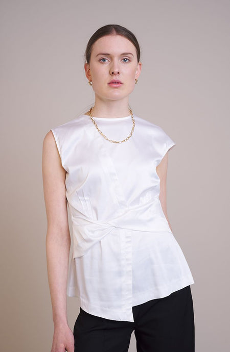 Alyssa Top Tops from SANSU curated by pu·rist