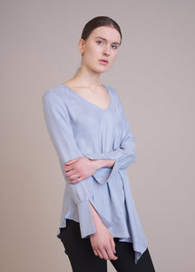 Cora Blouse blouses from sansu curated by pu·rist
