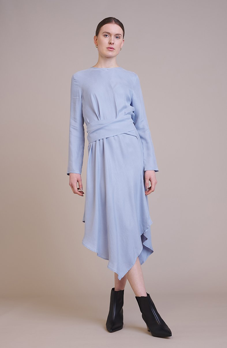Nola Dress Dresses from SANSU curated by pu·rist