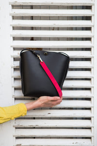 Mäggi Crossbody | MADE TO ORDER bags from Scilla curated by pu·rist