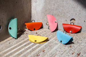 Mags Sunglasses Case - Sorbet Collection | MADE TO ORDER bags from Scilla curated by pu·rist