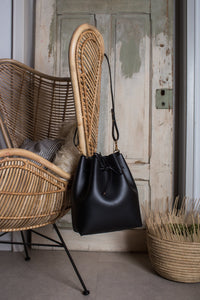Scilla Bucket Bag | MADE TO ORDER bags from Scilla curated by pu·rist