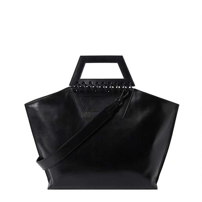 NOBLE | BLACK bags from atribut curated by pu·rist