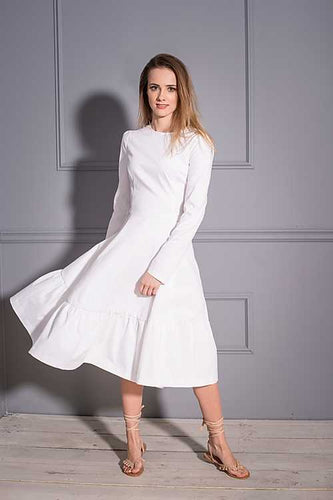 MELINDA DRESS-Dresses-Monica Nera-pu·rist