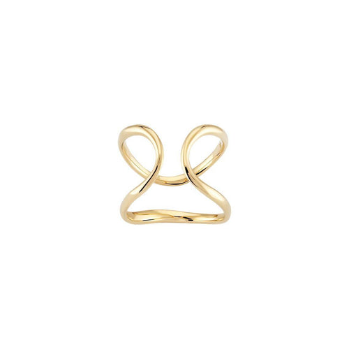 Double Grab It Ring Ring from Wonther curated by pu·rist