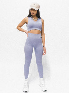 APEX 2.0 TOP - VIOLET TOPS from EXIE curated by pu·rist