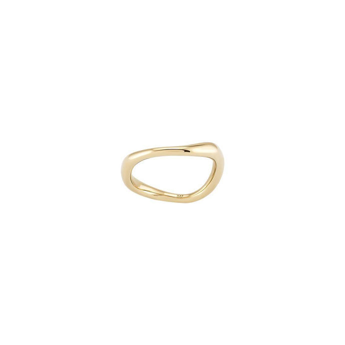Boomerang Ring Ring from Wonther curated by pu·rist