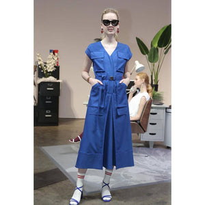 Utility Pant-like Dress-Dress-Charlotte Ng Studio-pu·rist