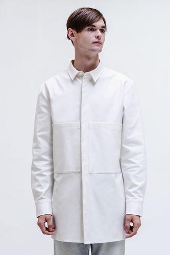 Patch Pocket Shirt - pu·rist