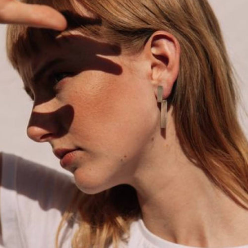 Se earrings from J.anne curated by pu·rist