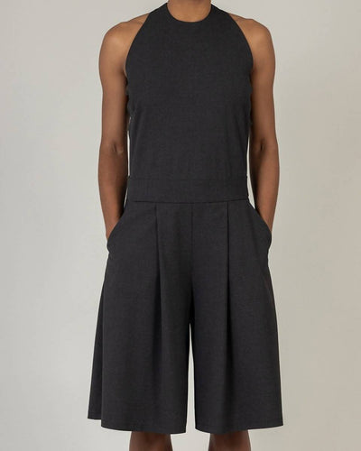 Back crossed Jumpsuit - JS2