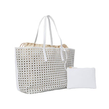 Load image into Gallery viewer, Hillside Tote Blan-bags-Jeff Wan-White-pu·rist